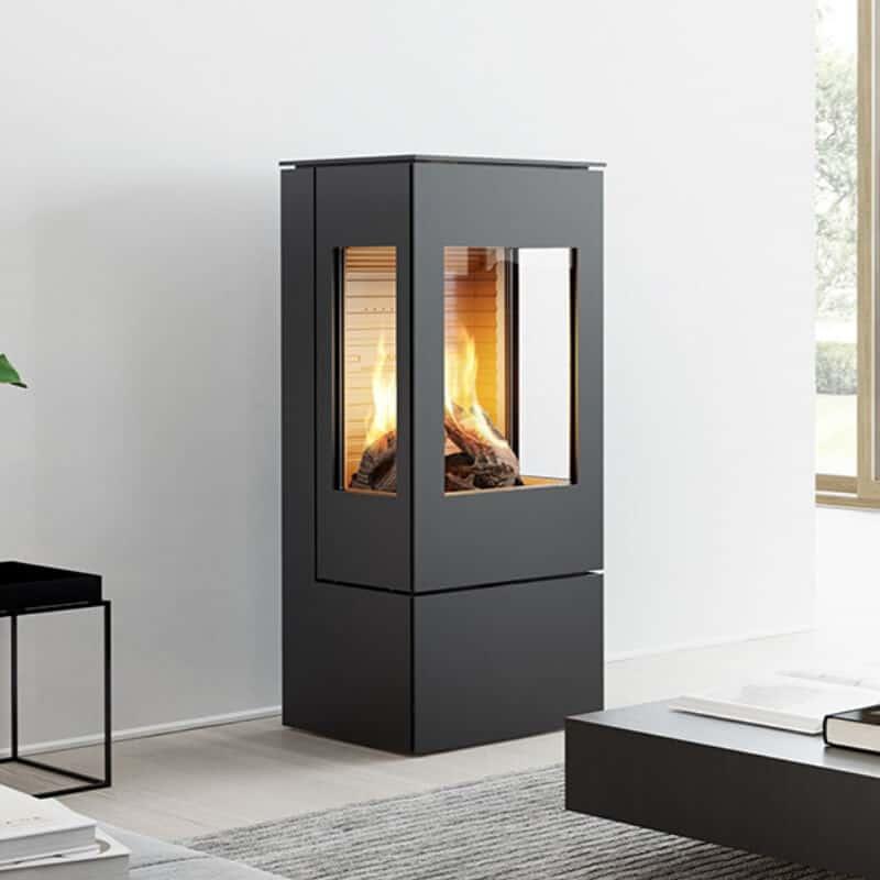 Nexo gas stove living room