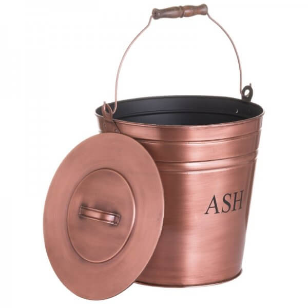 Ash Bucket Open