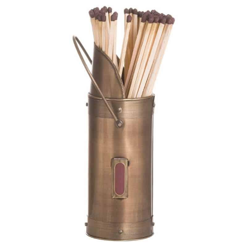 antique matchstick holder