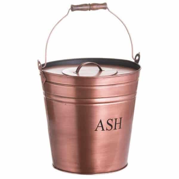 copper ash bucket