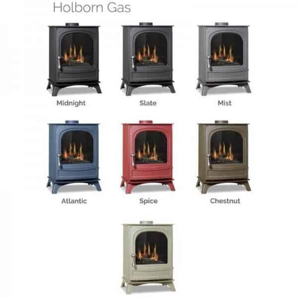Holborn Gas Colours