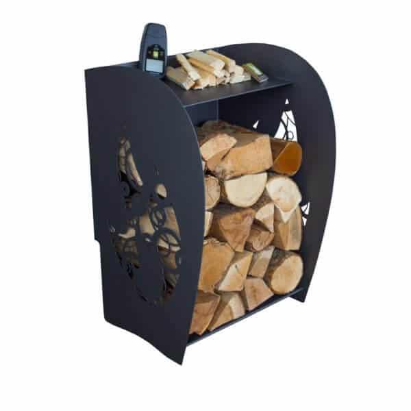 halo log storage