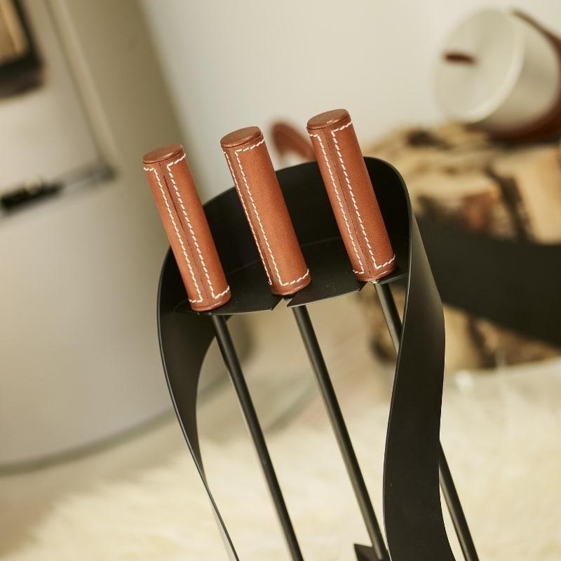 rais buteo leather handles