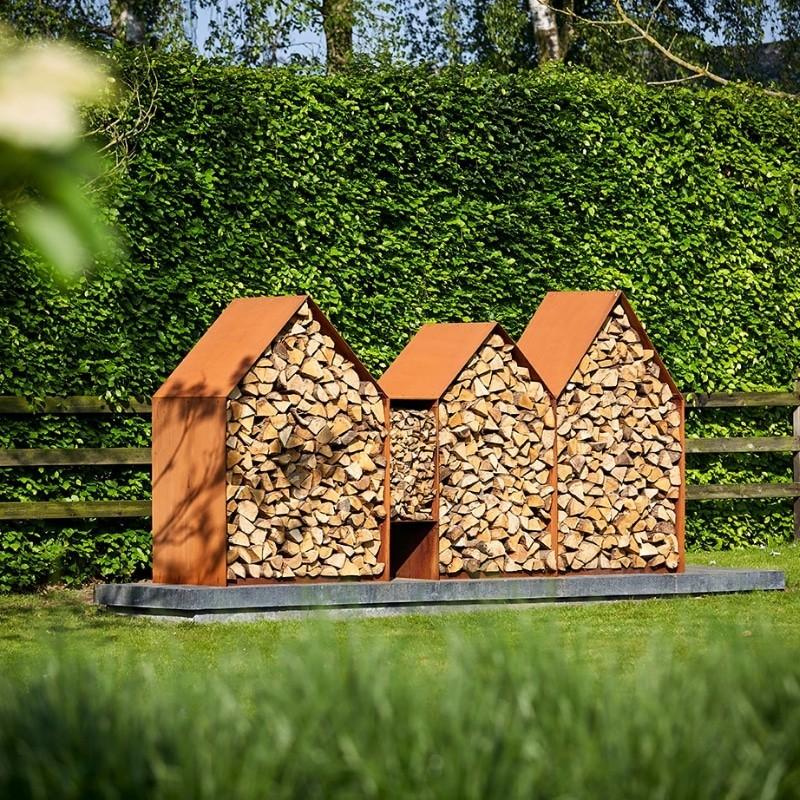 RB73 Wood Storage Bruges Outside