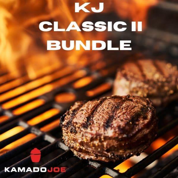 Kamado Joe Classic II Bundle