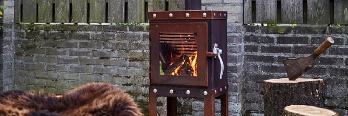 rb73 outdoor stove