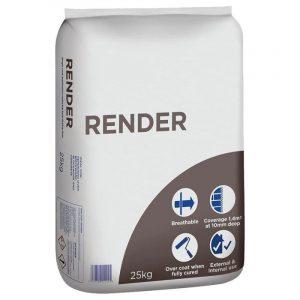 schiedel render plaster 25kg