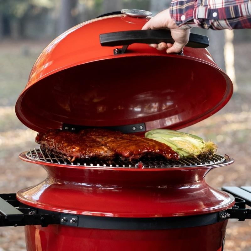 kettle joe with meat on